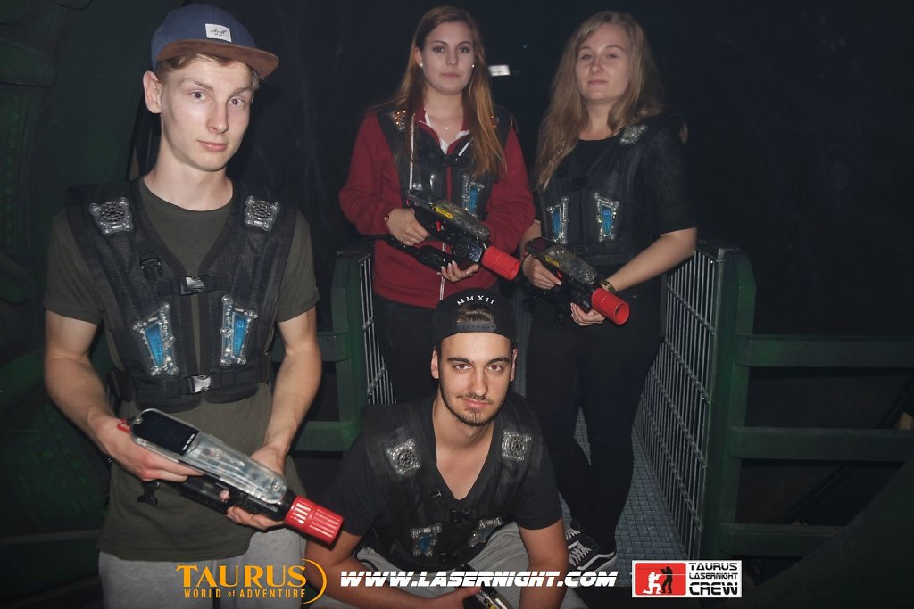 Lasernight Freitag 17.06.2016